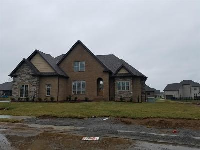Rutherford County Single Family Home For Sale: 2816 Earline Way