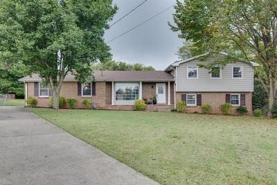Madison Single Family Home For Sale: 516 Pontiac Ct