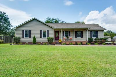 Murfreesboro Single Family Home For Sale: 142 Crestwood Dr