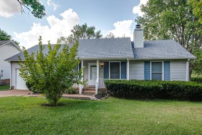Franklin Single Family Home For Sale: 1202 Mallard Dr