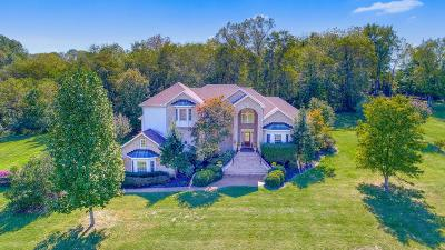 Nashville Single Family Home For Sale: 2847 Polo Club Road