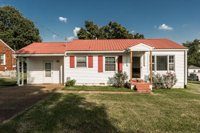 Single Family Home For Sale: 513 Virginia Ave
