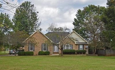Murfreesboro Single Family Home For Sale: 114 Ramsey Rd
