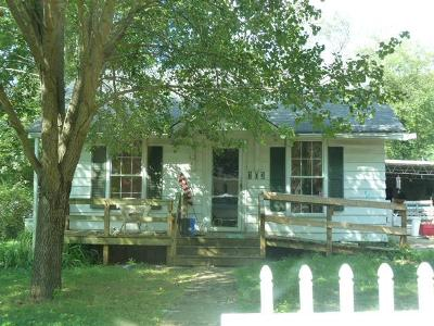 Shelbyville Single Family Home For Sale: 103 Shadrack St