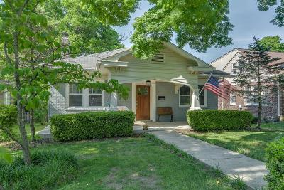 Nashville Single Family Home For Sale: 3508 Murphy Rd