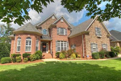 Murfreesboro Single Family Home For Sale: 725 Stone Mill Cir