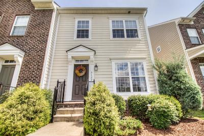 Nashville Condo/Townhouse For Sale: 3122 Fyffe Ln