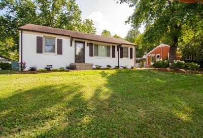 Nashville Single Family Home For Sale: 181 Wheeler Ave
