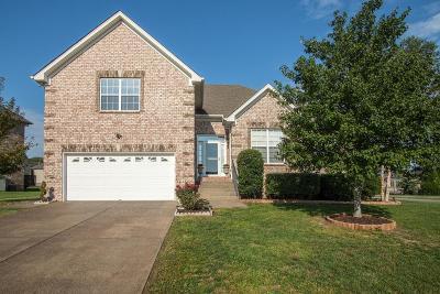Hendersonville Single Family Home For Sale: 100 Porter Ct