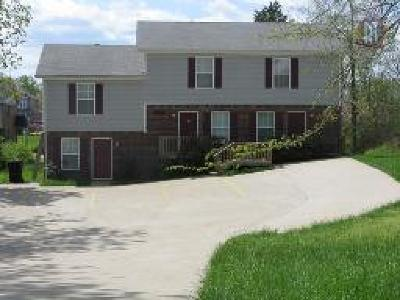 Christian County, Ky, Todd County, Ky, Montgomery County Rental For Rent: 1550 C E Knollwood
