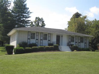Davidson County Single Family Home For Sale: 621 McMurray Dr