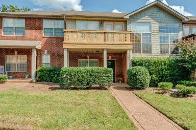 Williamson County Condo/Townhouse For Sale: 406 Cashmere Dr