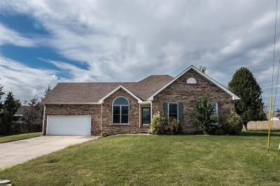 Clarksville Rental For Rent: 617 Fieldstone Ct