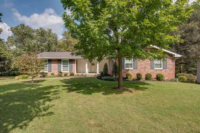 Hermitage Single Family Home For Sale: 2030 Hickory Hill Ln