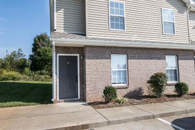 Clarksville Rental For Rent: 517 Patriot Park Court A