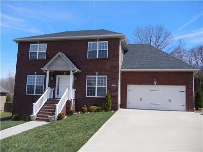 Christian County, Ky, Todd County, Ky, Montgomery County Rental For Rent: 109 Summer Terrace Ln