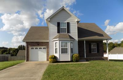 Christian County, Ky, Todd County, Ky, Montgomery County Rental For Rent: 1866 West Court
