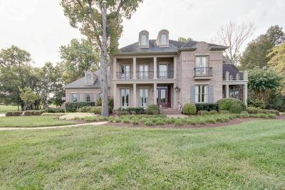 Murfreesboro TN Single Family Home Sold: $850,000