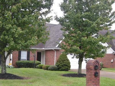 Murfreesboro Single Family Home For Sale: 1726 Keeneland Ct
