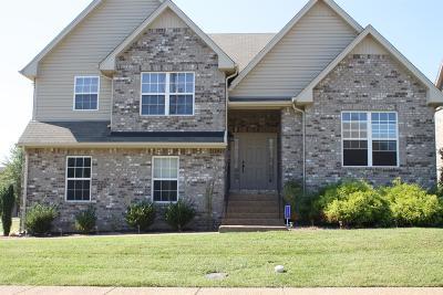 Nashville Single Family Home For Sale: 7655 Mint Leaf Dr