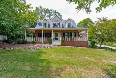 Davidson County Single Family Home For Sale: 6127 Pettus Rd