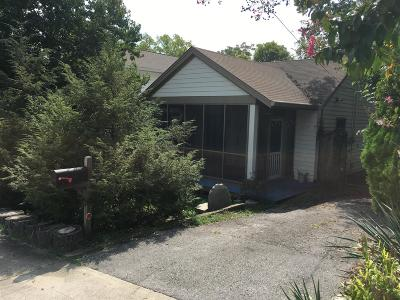 Nashville Single Family Home Under Contract - Showing: 1019 W Grove Ave