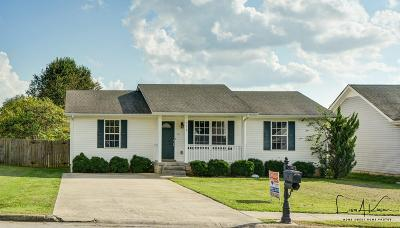 Christian County, Ky, Todd County, Ky, Montgomery County Rental For Rent: 578 Oakmont Dr