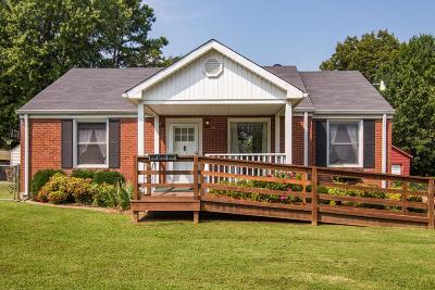 Nashville Single Family Home For Sale: 2236 Ridgecrest Dr