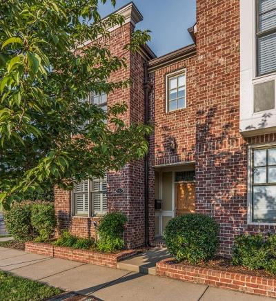 Nashville Condo/Townhouse For Sale: 732 4th Ave N