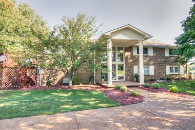 Sumner County Single Family Home For Sale: 321 S Palmers Chapel Rd