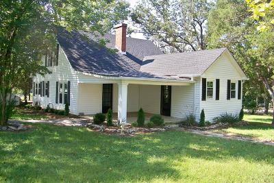 Wilson County Single Family Home For Sale: 506 Tuckers Gap Rd