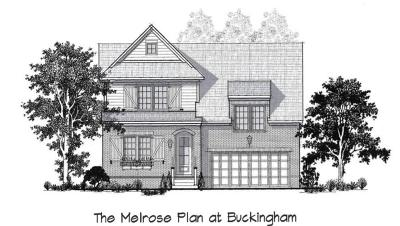 Smyrna Single Family Home For Sale: 6007 Hertfordshire Way