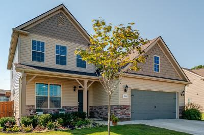 Spring Hill  Single Family Home For Sale: 1038 Timbervalley Way