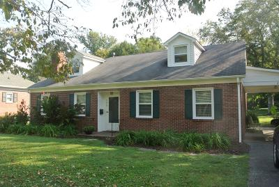 Sumner County Single Family Home For Sale: 223 N Hume Ave