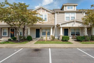 Murfreesboro Condo/Townhouse Under Contract - Showing: 5434 Perlou Ln #33