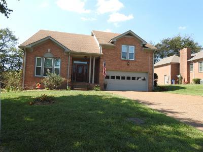Sumner County Single Family Home For Sale: 820 Rachel Dr