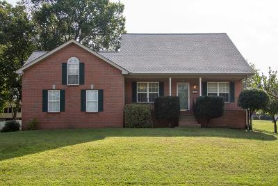 Wilson County Single Family Home Under Contract - Showing: 2327 Devonshire Dr