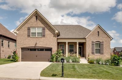 Spring Hill Single Family Home For Sale: 3048 Dogwood Trl