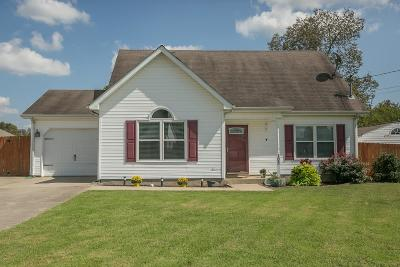Rutherford County Single Family Home For Sale: 105 Standing Rock Ct