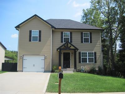 Clarksville Single Family Home For Sale: 2794 Ann Dr