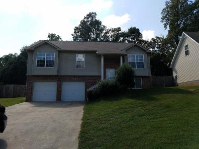 Christian County, Ky, Todd County, Ky, Montgomery County Single Family Home For Sale: 1250 Kendall Dr