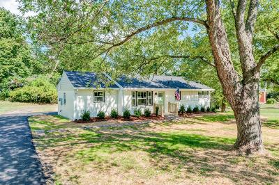 Nashville Single Family Home For Sale: 3310 Marcus Dr