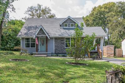 East Nashville Single Family Home For Sale: 3207 Coney St