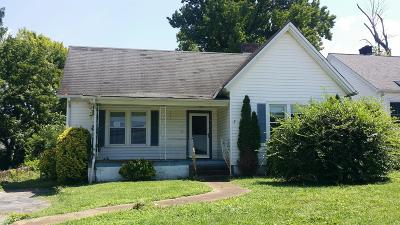 Clarksville Single Family Home For Sale: 759 Greenwood Ave