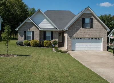 Rutherford County Single Family Home For Sale: 622 Butternut Trace