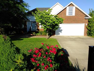 Murfreesboro Single Family Home For Sale: 1527 Diawa Ct
