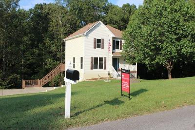 Kingston Springs Single Family Home For Sale: 1176 Simms Heights Road
