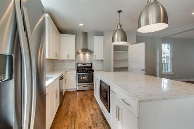 Nashville Single Family Home For Sale: 1020 A Joyce Lane