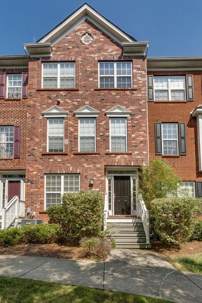 Nashville Condo/Townhouse For Sale: 8656 Gauphin Pl
