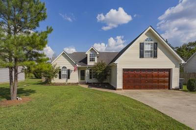 Murfreesboro Single Family Home For Sale: 3416 Hardwood Dr